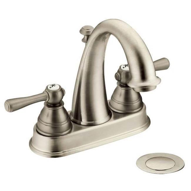 Moen T2113EPBN Kingsley Tub Shower Faucet Brushed Nickel