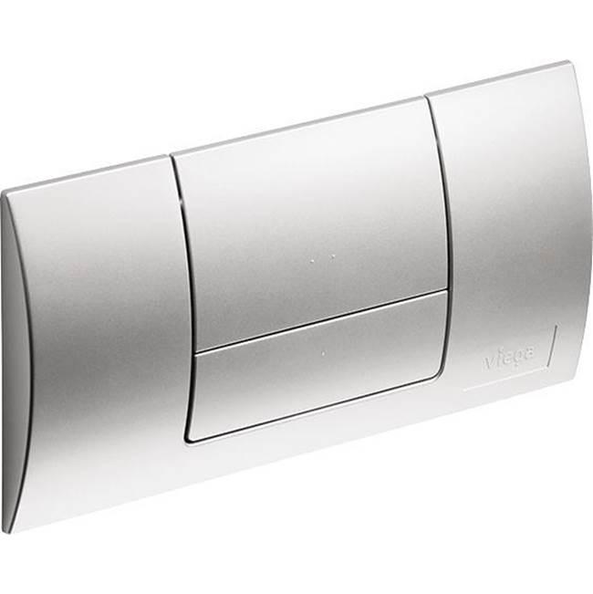 Metal, Viega Flush Plate Visign for More 100 54760